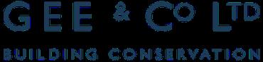 Gee & Co Building Conservation Ltd logo